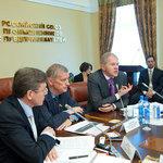Заседание Подкомиссии по рыбохозяйственному комплексу и аквакультуре РСПП