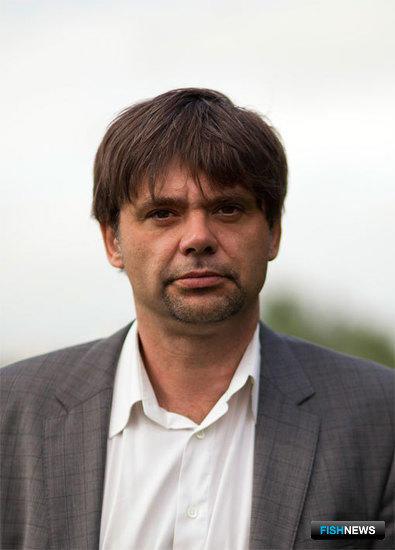и.о. президента Ассоциации производственных и торговых предприятий рыбного рынка Виталий КОРНЕВ