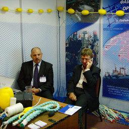 15-й межотраслевой форум «Рыбная индустрия». Южно-Сахалинск, сентябрь 2011 г.