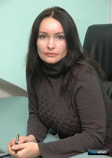 """Яна ЯШИНА, генеральный директор ООО """"Фишньюс"""""""