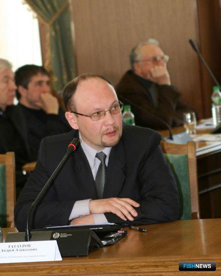 Андрей ТАТАУРОВ