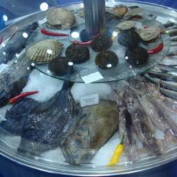 На протяжении трех дней рыба и морепродукты предлагались вниманию ведущих игроков рынка