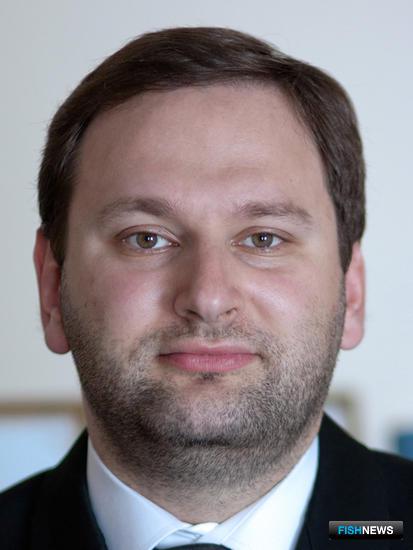 Начальник депрыбхоза Министерства сельского хозяйства РФ Евгений КАЦ