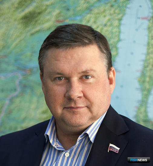 Депутат Госдумы от Сахалинской области Георгий КАРЛОВ