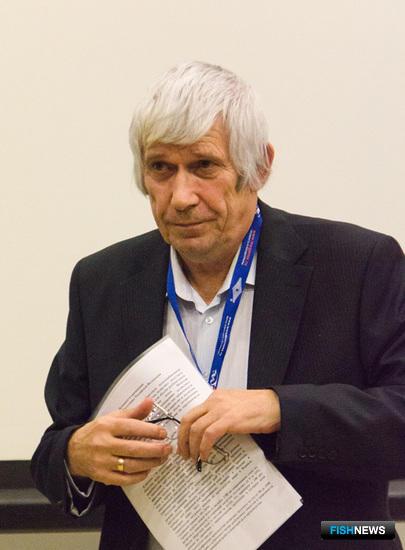 Главный специалист компании «Финелма» Владимир КАЛАШНИКОВ
