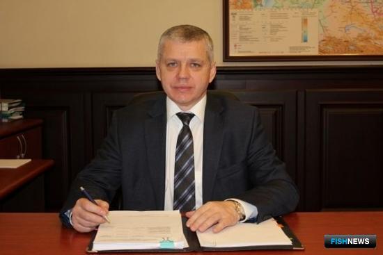 Александр ЕРМОЛИН, заместитель председателя правительства Хабаровского края - министр природных ресурсов края