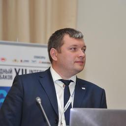 Начальник управления информационных технологий ЦСМС Александр ТРЁМСИН