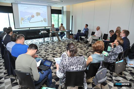 В столице Приморья прошла конференция, посвященная незаконному крабовому промыслу на Дальнем Востоке