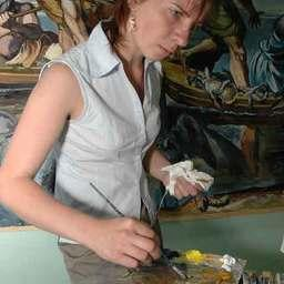 Анна КОПЫТИНА