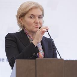 Вице-премьер Ольга Голодец. Фото пресс-службы РСПП
