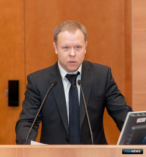 Председатель комитета Законодательного собрания Краснодарского края по вопросам использования природных ресурсов и экологической безопасности Андрей БУЛДИН