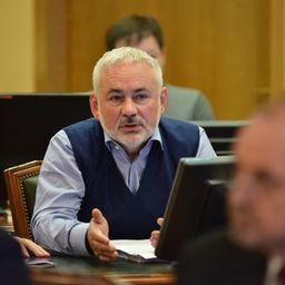 Президент НП «Северо-Западный рыбопромышленный консорциум» Геннадий МИРГОРОДСКИЙ