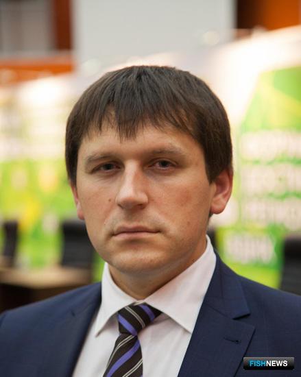 Председатель совета директоров Ассоциации лососевых рыбоводных заводов (АЛРЗ) Сахалинской области Андрей КОВАЛЕНКО