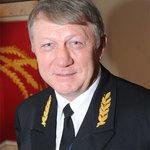 Александр ИВАНКОВ, руководитель Приморского теруправления Росрыболовства