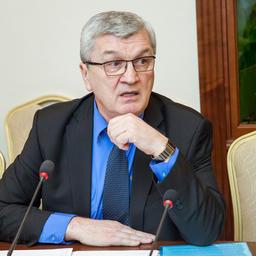 Председатель РООР «Союз рыбопромышленников и предпринимателей Камчатки» Сергей ТИМОШЕНКО