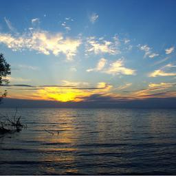 Озеро Ханка. Фото из научно-популярной энциклопедии «Вода России»