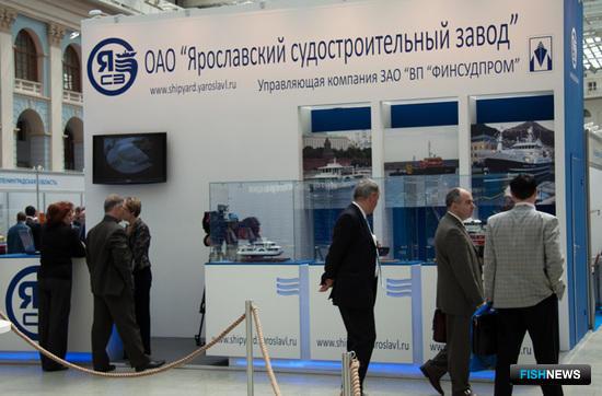 2-й международный форум «Морская индустрия России», Москва, 18 мая 2011 г.
