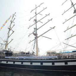Международная транстихоокеанская экспедиция УПС «Паллада». Июль, 2011 г.
