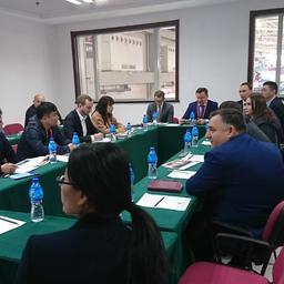 Возможности для иностранных инвестиций в марикультуру российского Дальнего Востока обсудили на площадке выставки China Fisheries and Seafood Expo в Циндао