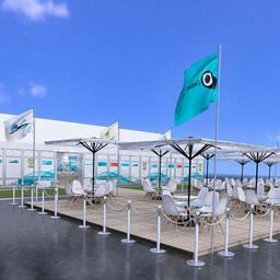 Так будет выглядеть «Русский рыбный дом» на Восточном экономическом форуме в сентябре во Владивостоке