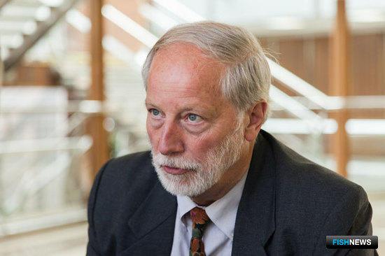 Член Национальной комиссии США по науке в Арктике Дэвид БЕНТОН