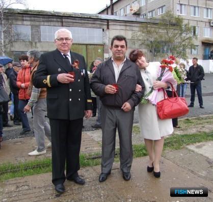Радостное событие стало своеобразным зачином к празднованию Дня Победы. Фото пресс-службы ПБТФ