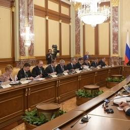 Законопроект об ответственности для контролеров одобрен на заседании правительства России 24 ноября 2016 года. Фото – пресс-службы кабмина