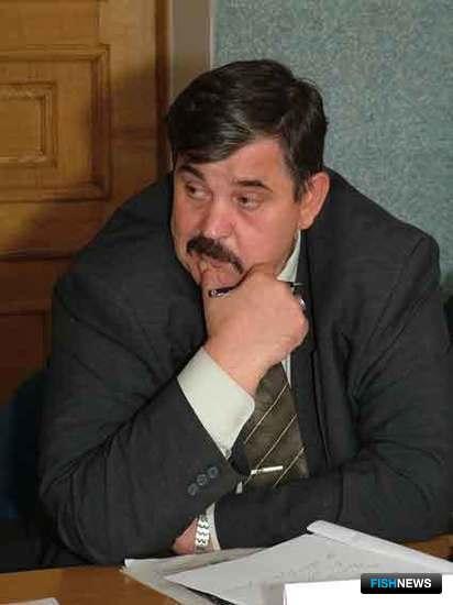 Заместитель руководителя департамента рыбного хозяйства администрации Приморского края Александр ВАСЬКОВ