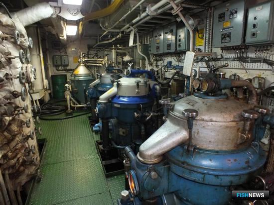 Сепараторы топлива