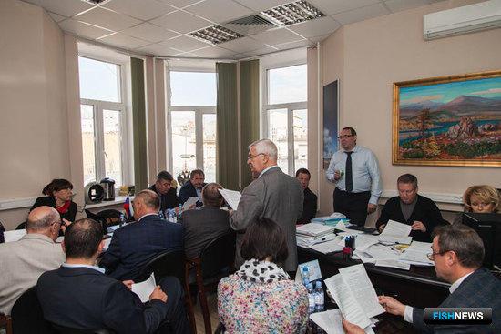 В Москве прошло координационное совещание руководителей предприятий, союзов и ассоциаций рыбного хозяйства России