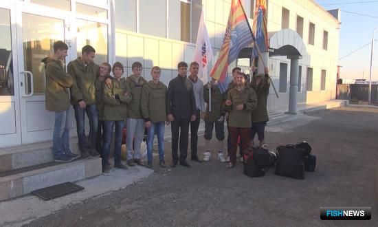 Молодежь в отрасль на Камчатке привлекают с помощью путинных отрядов. Фото пресс-службы правительства Камчатского края