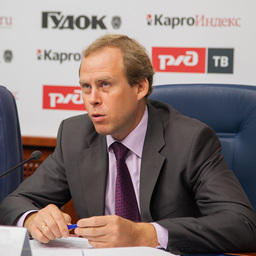 Заместитель руководителя Росрыболовства Василий СОКОЛОВ