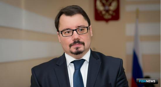 Генеральный директор Агентства по технологическому развитию Максим ШЕРЕЙКИН