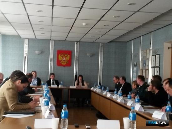 Ассоциация добытчиков минтая и АСИ провели совещание по административным барьерам