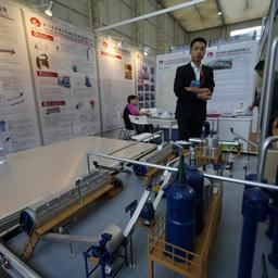 На мероприятии были представлены макеты техоборудования для акваферм