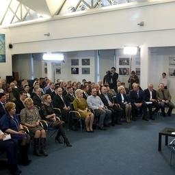 Глава Правительства Дмитрий МЕДВЕДЕВ на встрече с активом Калининградского регионального отделения «Единой России». Фото с сайта премьер-министра