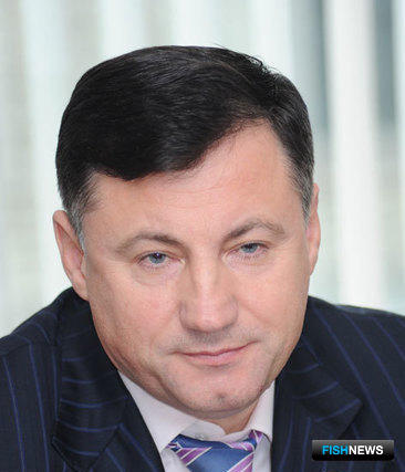 Заместитель руководителя Федерального агентства по рыболовству Петр САВЧУК