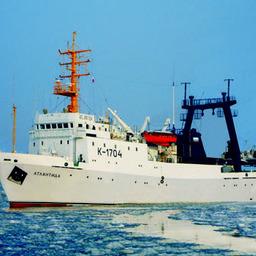 Специалисты Атлантического НИИ рыбного хозяйства и океанографии провели съемки в исключительной экономзоне Королевства Марокко. Фото пресс-службы института