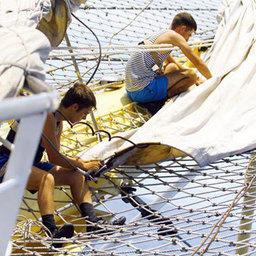 «Паллада» держит курс к берегам Греции