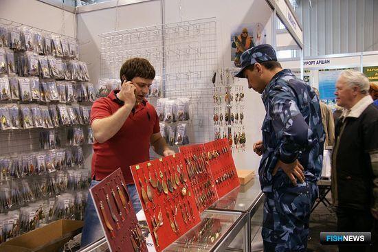 В Иркутске прошла ежегодная выставка «Охота. Рыболовство. Отдых»