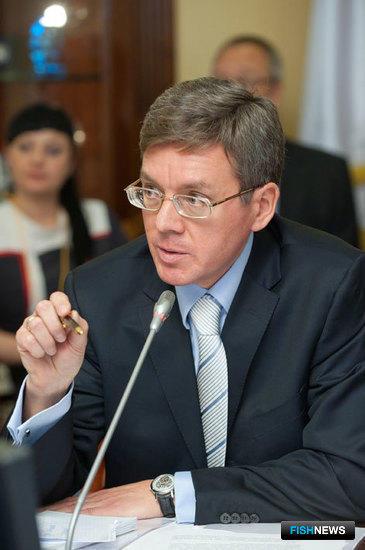 Герман Зверев, председатель Подкомиссии по рыбохозяйственному комплексу и аквакультуре РСПП