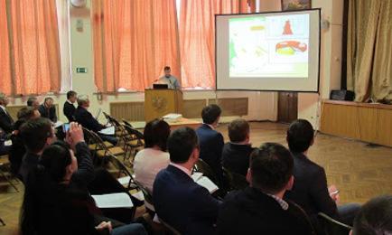 Заседание Дальневосточного совета по промысловому прогнозированию прошло во Владивостоке. Фото пресс-службы ТИНРО-Центра