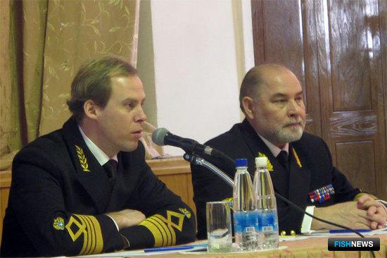 ДВНПС обсудил итоги 2011 года. Фото пресс-службы ТИНРО-Центра.