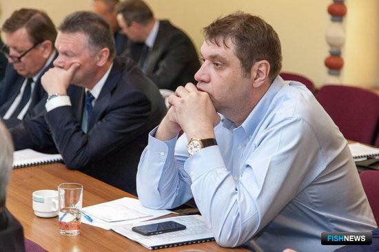 Генеральный директор компании ОАО «Дальрыба» Вячеслав МОСКАЛЬЦОВ
