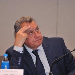 Председатель Законодательного собрания края Виктор ГОРЧАКОВ