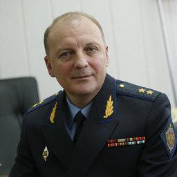 Начальник Северо-Восточного пограничного управления береговой охраны Федеральной службы безопасности Российской Федерации генерал-лейтенант Рафаэль ДАЕРБАЕВ