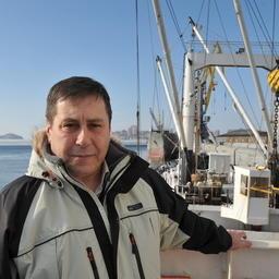 Генеральный директор рыбоперерабатывающего комплекса «Островной» Михаил ЗАЙЦЕВ