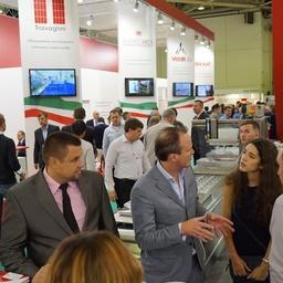 Международная выставка технологических решений для пищевой промышленности «Агропродмаш». Фото АО «Экспоцентр»