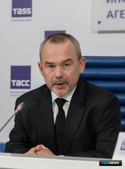 Заместитель руководителя ФАС России Александр КИНЁВ