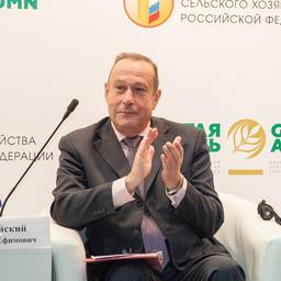 Зампредседателя правления Ассоциации «Росрыбхоз» Виктор ЗАРАЙСКИЙ